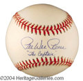Autographs, Pee Wee Reese Signed Baseball