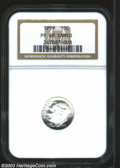 Proof Roosevelt Dimes: , 1959 PR 68 Cameo NGC. ...