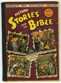 Golden Age (1938-1955):Religious, Picture Stories from the Bible Complete New Testament Edition (EC,1945) Condition: GD-....