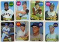 Baseball Cards:Sets, 1969 Topps Baseball Complete Set (664). Offered is a 1969 Topps Baseball complete set. This set is known for the last standa...