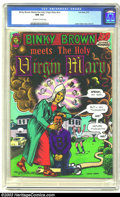 Modern Age (1980-Present):Alternative/Underground, Binky Brown Meets the Holy Virgin Mary #nn (Last Gasp, 1972) CGC NM9.4 Off-white to white pages. Underground. Justin Green ...