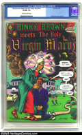 Modern Age (1980-Present):Alternative/Underground, Binky Brown Meets the Holy Virgin Mary #nn (Last Gasp, 1972) CGC VF/NM 9.0 Off-white to white pages. Underground. Justin Gre...