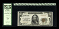 National Bank Notes:Pennsylvania, Pittsburgh, PA - $50 1929 Ty. 1 The Farmers Deposit NB Ch. # 685. This well margined $50 escaped circulation. PCGS Cho...