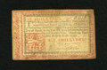 Colonial Notes:Pennsylvania, Pennsylvania April 10, 1777 6s Extremely Fine-About New. This is anice example of this scarcer Red and Black variety that h...