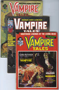 Bronze Age (1970-1979):Horror, Vampire Tales #1-11 Group (Marvel, 1973-75) Condition: AverageFN/VF.... (Total: 14)