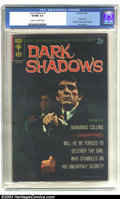 Silver Age (1956-1969):Horror, Dark Shadows #1 (Gold Key, 1969) CGC VF/NM 9.0 Cream to off-whitepages. Vampire alert! Television's most popular blood-drin...