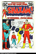 Books:Miscellaneous, Miscellaneous Marvel and DC Bronze Age #1 Issues. This lot includes: Shazam #1 (VF/NM), Savage She-Hulk #1 (VF/NM), Son of S... (Total: 11 Item)