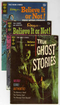 Silver Age (1956-1969):Horror, Ripley's Believe It Or Not Group (Gold Key, 1965-76) Condition:Average VF.... (Total: 12 Comic Books)