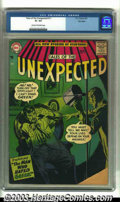 Silver Age (1956-1969):Horror, Tales of the Unexpected #11 Big Apple Pedigree (DC, 1957) CGC GD+2.5 Cream to off-white pages. Overstreet 2002 GD 2.0 value...