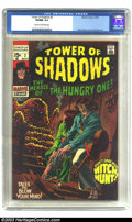 Silver Age (1956-1969):Horror, Tower of Shadows #2 (Marvel, 1969) CGC VF/NM 9.0 Cream to off-whitepages. Neal Adams and John Buscema art. There are curren...