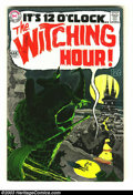 Silver Age (1956-1969):Horror, Witching Hour Group (DC, 1969) Average Condition: FN-. This lotconsists of issues #1 and 4. Alex Toth and Neil Adams art. O...(Total: 2 Item)