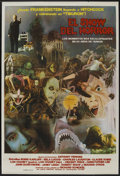 "Movie Posters:Horror, The Horror Show (Universal, 1980s). Argentinean Poster (29"" X 43""). Horror...."