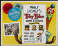 """Movie Posters:Drama, Toby Tyler, or Ten Weeks with a Circus (Buena Vista, 1960). Half Sheet (22"""" X 28""""). Drama...."""