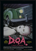 """Movie Posters:Documentary, D.O.A. (1980) (High Times Films, 1980). Poster (23"""" X 32.5""""). Documentary...."""