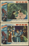 "Movie Posters:Adventure, Reap the Wild Wind (Paramount, 1942). Lobby Cards (2) (11"" X 14"").Adventure.... (Total: 2 Items)"