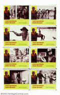 """Movie Posters:Drama, Clint Eastwood Collection, The (Warner Brothers, 1968-1973). Lobby Card Sets (2) (11"""" X 14""""). After Clint Eastwood's success... (Total: 16 Movie Posters Item)"""