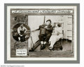 """Movie Posters:Comedy, Camping Out (Paramount, 1919). Lobby Card (11"""" X 14""""). Roscoe""""Fatty"""" Arbuckle, a jolly faced, rotund comic, one of the sile..."""