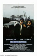 "Movie Posters:Comedy, Blues Brothers, The (Universal, 1980). One Sheet (27"" X 41""). JohnLandis's comedic genius brought Dan Aykroyd and John Belu..."