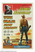 "Movie Posters:Western, Man From Laramie (Columbia, 1955). One Sheet (27"" X 41""). DirectorAnthony Mann first major production was ""Winchester 73"" s..."