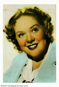 """Movie Posters:Miscellaneous, Fox Studios Deluxe Portraits (Fox, 1937). Portrait Posters (2) (28""""X 41""""). Tyrone Power and Alice Faye studio portrait post... (Total:2 Movie Posters Item)"""