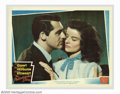 """Movie Posters:Romance, Philadelphia Story, The (MGM, 1940). (2) Lobby Cards (11"""" X 14""""). Katherine Hepburn was on the run from Hollywood, being lab... (Total: 2 Movie Posters Item)"""