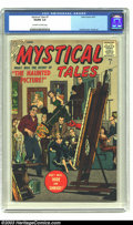 Silver Age (1956-1969):Horror, Mystical Tales #7 (Atlas, 1957) CGC VG/FN 5.0 Off-white to whitepages. Bill Everett delivers a stunning cover replete with ...