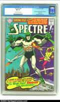 Silver Age (1956-1969):Horror, Showcase #60 The Spectre (DC, 1966) CGC NM 9.4 Off-white to whitepages. Murphy Anderson furnishes the cover and interior ar...
