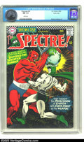 Silver Age (1956-1969):Horror, Showcase #61 The Spectre - Pacific Coast pedigree (DC, 1966) CGC NM9.4 White pages. This is the second appearance of the Si...