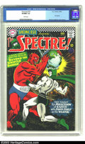 Silver Age (1956-1969):Horror, Showcase #61 The Spectre (DC, 1966) CGC VF/NM 9.0 White pages. One of the best things DC did was to revive the Spectre. This...