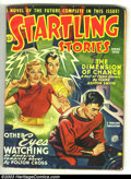 Pulps:Science Fiction, Startling Stories Group (Standard, 1948) Condition: Average VG/FN.From the publishers of Startling Comics comes Start... (Total: 5items Item)