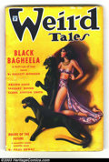 Pulps:Horror, Weird Tales Pulp group (Popular Fiction, 1935) Average condition:FN-. This lot kicks off with one of the most desirable of ...(Total: 6 items Item)