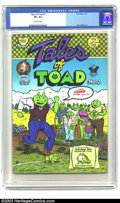 Bronze Age (1970-1979):Alternative/Underground, Tales of Toad Group (Print Mint, 1971) #2 CGC VF+ 8.5 Off-whitepages. This lot has the first two appearances of Zippy the...(Total: 2 Comic Books Item)