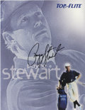 Golf Collectibles:Autographs, Payne Stewart Signed Photograph. A simply unimprovable blacksharpie signature from the superstar golfer whose life was tra...