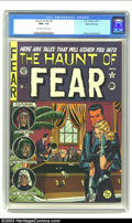 Golden Age (1938-1955):Horror, The Haunt of Fear #6 Gaines File pedigree 2/11 (EC, 1951) CGC NM+9.6 Off-white to white pages. Feldstein's Crypt Keeper fea...