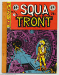 Silver Age (1956-1969):Alternative/Underground, Squa Tront Group (Jerry Weist, 1967-1983) Condition: Average VF.The first nine issues of this wonderful EC fanzine are cont...(Total: 9 items Item)