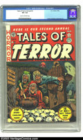 Golden Age (1938-1955):Horror, Tales of Terror Annual #2 (EC, 1952) CGC VF+ 8.5 Cream to off-whitepages. While Al Feldstein is primarily known for his EC ...