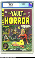 Golden Age (1938-1955):Horror, Shock SuspenStories #4 Gaines file pedigree (EC, 1952) CGC NM- 9.2White pages. Used in Seduction of the Innocent; Kamen, Wo...