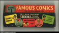 Platinum Age (1897-1937):Miscellaneous, Famous Comics Set (King Features Syndicate, 1934). These odd-sized100-page books contained early daily comic strip reprints...