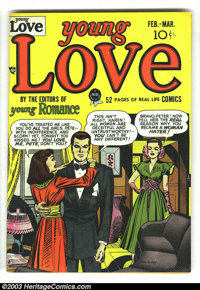 Young Love Group (Crestwood/Headline, 1949-63). Most collectors do not associate Jack Kirby with romance comics, but he...