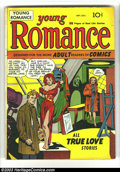 Golden Age (1938-1955):Romance, Young Romance Comics Group of 80 (Prize, 1947-1960). This groupcontains every issue of this title that contains artwork by ...(Total: 89 Comic Books Item)