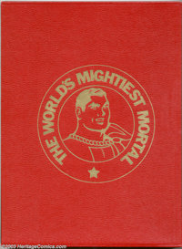 Captain Marvel Adventures: The Monster Society of Evil - Deluxe Limited Collector's Edition Slipcased Hardback (American...