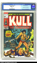 Bronze Age (1970-1979):Miscellaneous, Kull the Conqueror #1 (Marvel, 1971) NM/MT 9.8 White pages. Thisissue features the origin and second appearance of Kull wit...
