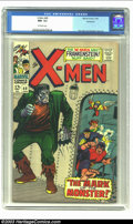 X-Men #40 Northland pedigree (Marvel, 1968) CGC NM- 9.2 Off-white pages. Don Heck and George Tuska lend their veterans'...
