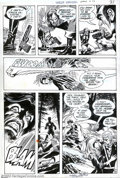 Original Comic Art:Panel Pages, Neal Adams and Frank Giacoia - Original Art for Green Lantern #78,page 23 (DC, 1970). Neal Adams is considered by many to b...