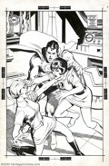 Original Comic Art:Covers, Neal Adams - Original Unpublished Cover Art for Lois Lane #87 (DC,1968). It's feminist fury at its finest as the Man of Ste...
