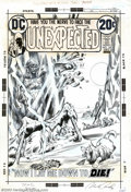 Original Comic Art:Covers, Nick Cardy - Original Cover Art for Unexpected #142 (DC, 1972).This cover shows off Nick Cardy in his heyday, as he brings ...