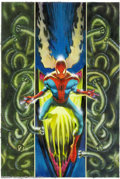 Original Comic Art:Covers, Dave DeVries - Original Cover Art for Spider-Man: The OctopusAgenda (Marvel, 1996). Fabulous fan favorite Dave DeVries turn...