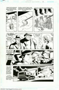 "Original Comic Art:Complete Story, Russ Heath - Original Art for Greyshirt: Indigo Sunset #2, Complete10-page Story, ""Swiped"" (America's Best Comics, 2001). T..."