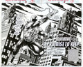 Original Comic Art:Splash Pages, Shawn McManus and John Nyberg - Original Art for Spider-ManUnlimited #10 (Marvel, 1995). There's nothing like some good old...