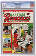 Golden Age (1938-1955):Romance, Wartime Romances #7 (St. John, 1952) CGC FN 6.0 Off-white to whitepages....